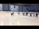 Начало детского хоккея