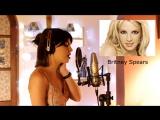 1 девушка поёт голосами 14 звезд.😃 (3 часть)