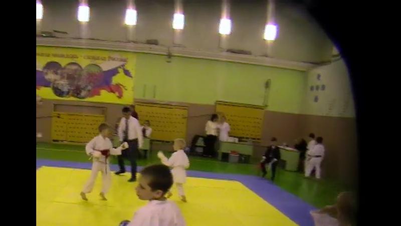 Костя 1-й бой_x264