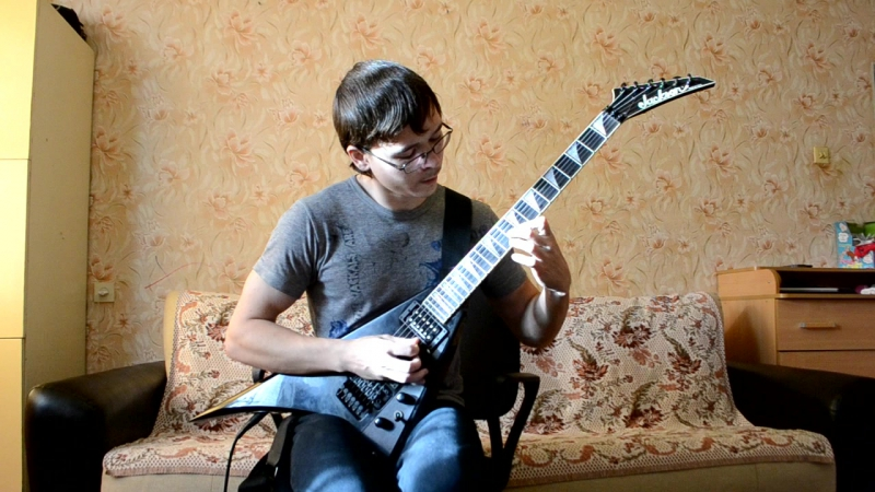 Bullet For My Valentine - Waking The Demon (Solo Cover)