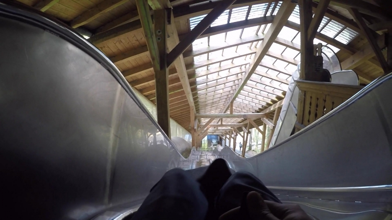 Ruhpolding Freizeitpark, Bayern 2016