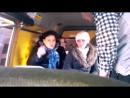 Две пьяные бабы устроили драку в маршрутке