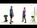 5 дневная программа для занятых людей- Day 1 - HIIT Cardio Butt Thighs - FitnessBlender
