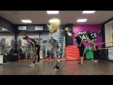 JAZZ -FUNK David Guetta feat. Nicki Minaj - Turn Me On FREAK DANCE STUDIO