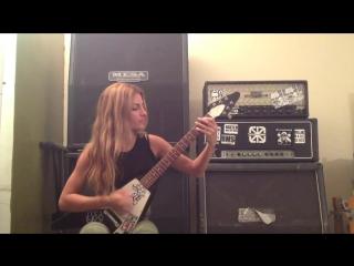 """Sepultura """"Dead Embryonic Cells"""" Guitar Cover"""