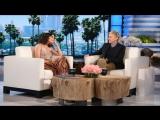 Vanessa Hudgens Catches Up with Ellen RUS SUB