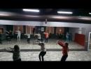 Choreography by Maxim Kovtun (the XX: lips) 1