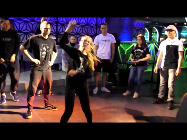 Dominator Mike Danilov vs Влад Мисс Пафос • 1/2 • 2x2 • BatmanRobin • 2016