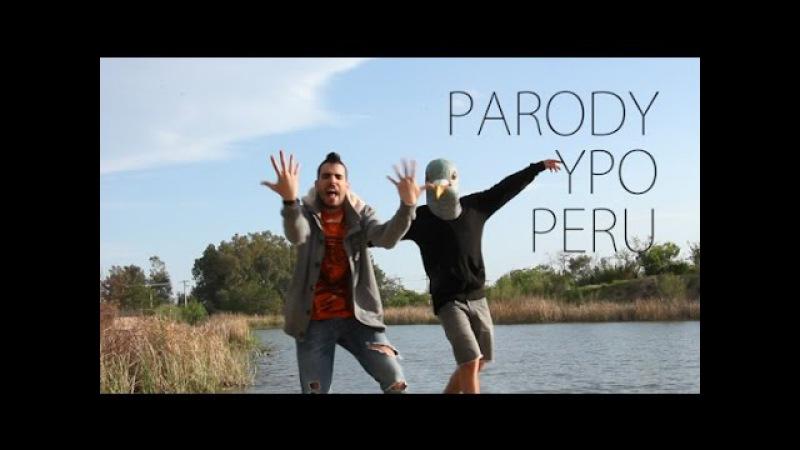 Ypo ft. Light - Peru Parody | Κυνόδοντες έχουμε αφού στίχοι