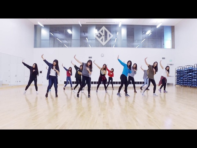PRODUCE 101 (프로듀스 101) - Pick Me Dance Practice (No-mic Version)