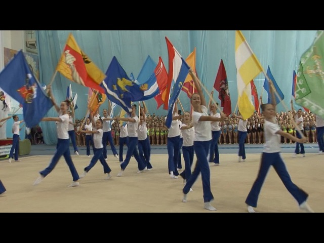 Художественная гимнастика ОФСОО Русь 2017 Открытие