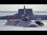 Самая большая подводная лодка в мире, проект 941