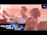 Normani, Val and Alan's Jive Trio Dance - Dancing with the Stars
