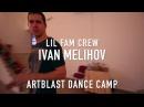 Ivan Melihov | Artblast Dance Camp Zima