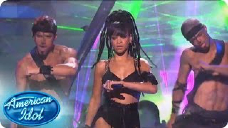 Rihanna Where Have You Been - Top 2 Results - AMERICAN IDOL SEASON 11