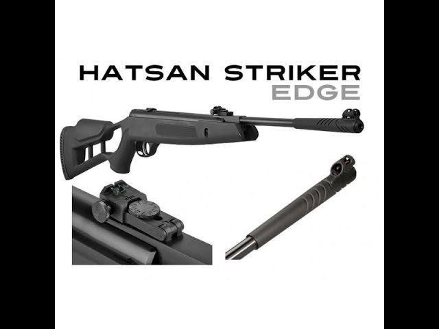 Обзор Пневматической винтовки Hatsan Striker Edge/Gamo 440
