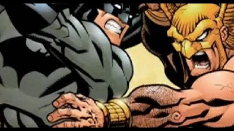 Видео к мультфильму «Супермен/Бэтмен: Враги общества»