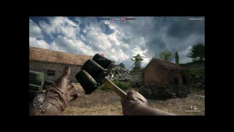 Поиграл в Battlefield 1 ПРОХОДНЯК на 10 из 10 с эксклюзивными кадрами смотреть онлайн без регистрации