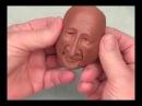 куклы -молды лица мк