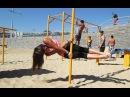 Cata Galvez Calistenia Street Workout 2k15 CHILE