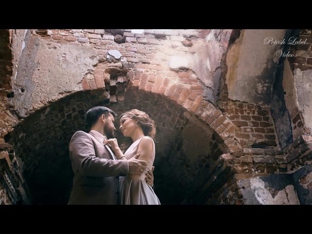 Шикарная свадьба Виталия и Марины видео Potash Label