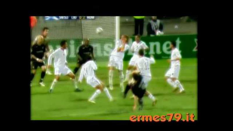 Champions 2006/07 - Ottavi di finale - Roma VS Lione