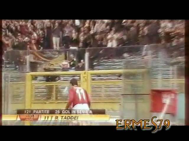 Campionato 2007/08 - 14° Roma Udinese 2-1