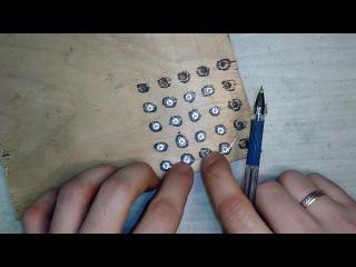 Светодиодный куб 4х4х4 или Новогодний подарок своими руками (часть 1)