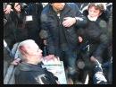 Під час взяття головного офісу Партії регіонів 18 02 2014 Київ Вулиця Липська