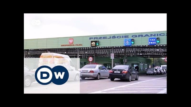 Как живут приграничные города России и Польши после введения виз