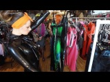 Le Boutique Bazaar - London Fetish Weekend 2016 LatexFashionTV