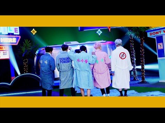 [MV] 하이라이트(Highlight) - 얼굴 찌푸리지 말아요(Plz dont be sad) Performance ver.