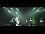 G-Dragon - Micheal Jackson Dangerous Dance Cover (Shine A light Concert)