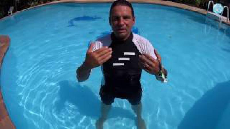 При плавании кролем или брассом через 4-5 вдохов задыхаюсь! Как же быть?! Прием, к ...