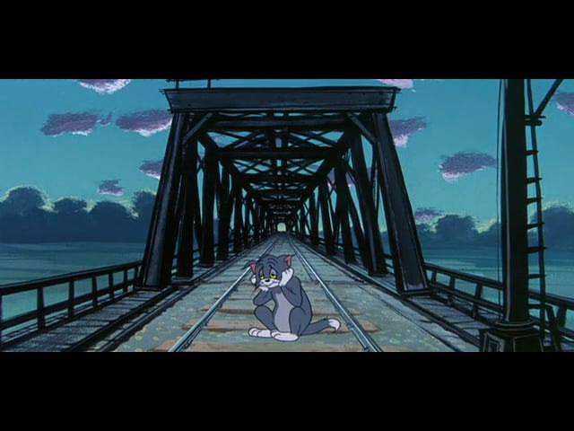 Том и Джерри - Блюз грустного кота (Tom and Jerry - Blue Cat Blues)