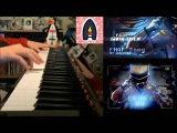 Five Nights at Freddy's Song - Y.G.I.O.  Game Over - MiatriSs  (Advanced Piano Cover)