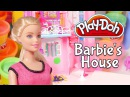 Barbie Videos 👧 Play Doh Barbie Doll House 👧 Play-Doh Barbie Life in the Dreamhouse on #GirlsTToyZZ