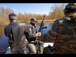 Поймать осетра. Браконьеры Сибири. Рыбалка на Енисее. Из цикла |Реки России|