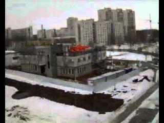 Процесс строительства семейного комплекса «Дом Роналда Макдоналда» в Казани