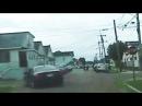 Перестрелка с полицией в США Новый Орлеан