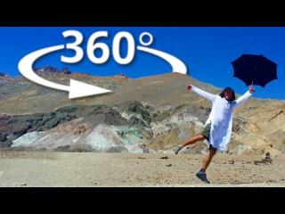 Долина Смерти 360° / Death Valley 360°