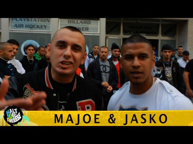 MAJOE JASKO HALT DIE FRESSE 04 NR. 168 (OFFICIAL HD VERSION AGGROTV)