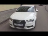 Осмотр Audi A3