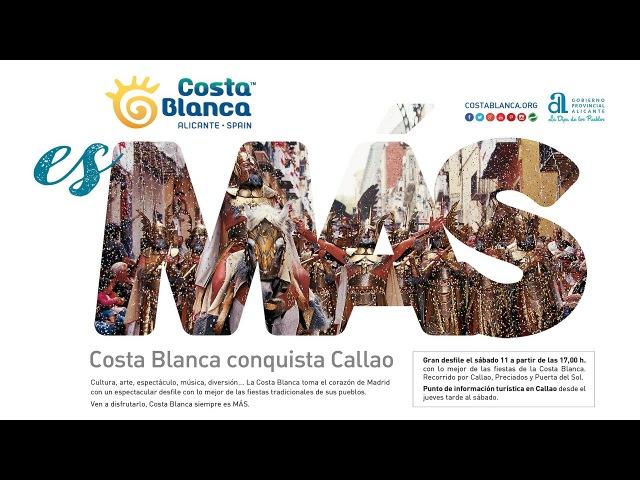 Gran Desfile Provincial Alicante - Fitur 2017