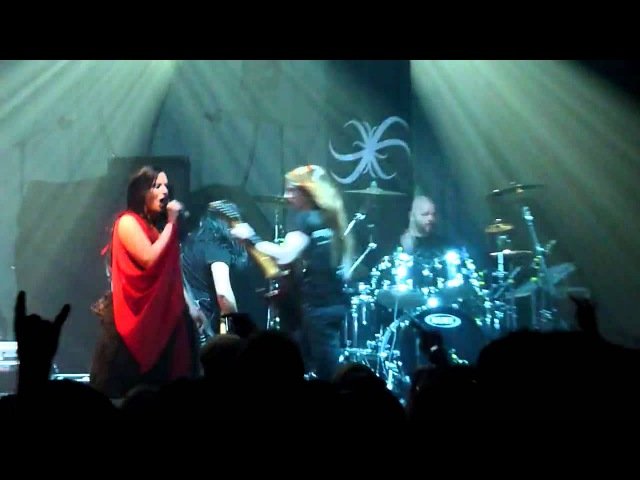 Xandria - Blood On My Hands (live at Le Bikini) - 04/24/2012