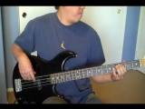 Bette Davis Eyes by Kim Carnes on Bass Guitar