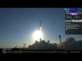 SpaceX впервые в истории повторно запустила ступень ракеты Falcon 9