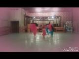 Импровизация с веерами и саблей, ах какая красота костюмы и аксессуары для танцев!) Ведется набор детей в восточную группу)