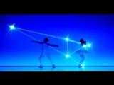 Невероятно красивый и сложный танец.