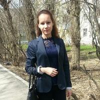 Анкета Анна Воронова